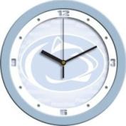 Linkswalker Penn State Nittany Lions NCAA 30.5cm Blue Wall Clock 30.5cm