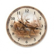 Wild Wings Wall Clock - Autumn Run