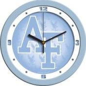 Suntime Air Force Falcons Baby Blue 12 Wall Clock