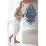 Wall Candy Arts Rococo Chalkboard Wall Stickers
