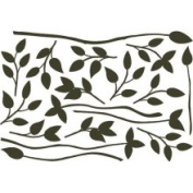 Crearreda CR-57154 Black Branches Wall Stickers and Decals