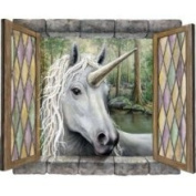 Walls of The Wild Unicorn Visitor Wall Decal