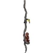 Walls of The Wild 151801 Orangutan & Toucan Wall Decal
