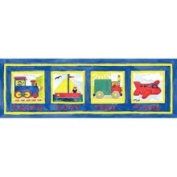 Art4kids 21236 Big movin, Contemporary Mount