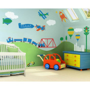 Mywonderfulwalls Ste1003 Nursery Wall Mural Farm Animal