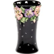Appletree Design Inc 32220 Pansy Madness Vase