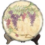 Dale Tiffany PA500209 Wisteria Decorative Plate