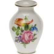 Herend Printemps Bud Vase, 2.5 H