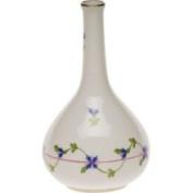 Herend Blue Garland Bud Vase