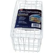 Grayline 40152 Mini-Dishwasher Basket, White