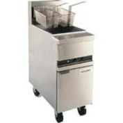 ANETS MX-14E 23kg High-Efficiency Gas Fryer - GoldenFry Series