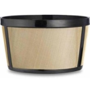 Medelco BF111A 4 Cup Gold Permanent Coffee filter