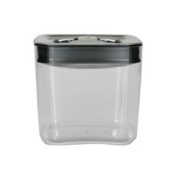 Click Clack 0.9l. Canister with Stainless Steel Lid 621504