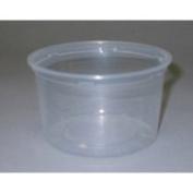 WNA Plastic Deli Container Clear 470ml 1 CS APCTR16