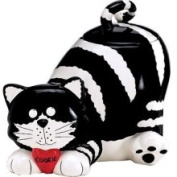 Chester The Cat Collection Chester The Cat/kitty Cookie Jar Food Container