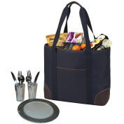 Picnic at Ascot Insulated Picnic Tote for Two Colour