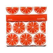 Lunchskins Sandwich Bag, Tangerine Orange, 1 EA