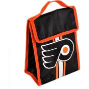 NHL hook and loop Lunch Bag
