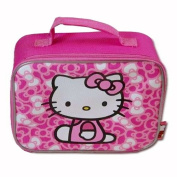Hello Kitty Lunch Box - Sanrio Hello Kitty Insulated Lunch Bag