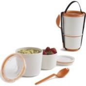 Lunch Pot by Black+Blum : Orange