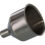 SE HQ93 Stainless Steel Funnel for flasks Twin