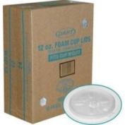 Dart Foam Cup Lids - 1000/350ml 21113