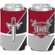 Troy State Trojans Official Coozie Beverage Can Cooler