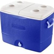 Rubbermaid 50 Quart Durachill Cooler FG2A9200PMTL