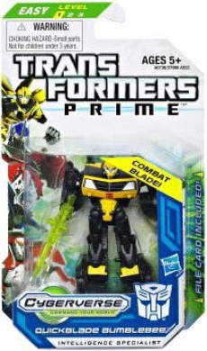 Bumblebee A2 Transformers Prime Cyberverse Legion Class Action Figure