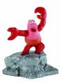 Disney - Little Mermaid - Sebastian Figurine - 2'' - Bullyland