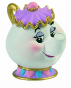 Disney - Beauty And The Beast - Mrs Potts Figurine - 2''- Bullyland