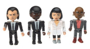 The Cast Pulp Fiction Block Style Action Figures Ge-Oms