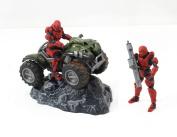 Jada Toys Halo Mongoose with Figures
