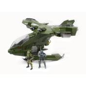 Jada Toys Halo Hornet with Figures