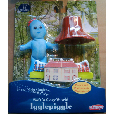 In the Night Garden Soft Cosy World Igglepiggle Playset