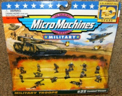 Micro Machines Military Troops- #23 Combat Troops