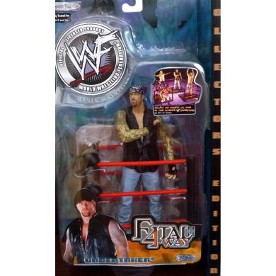 the Undertaker WWE WWF Fatal 4-Way 2 Toy Figure