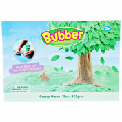 BUBBER - Unique Modelling Compound that NEVER dries out!! 440ml Box of Green Bubber