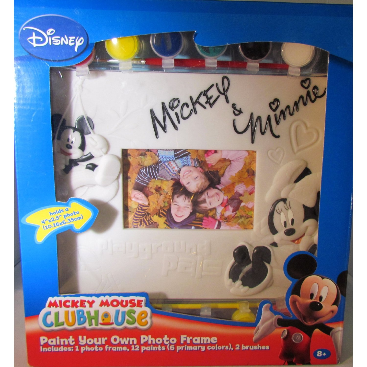 Disney Paint Your Own Photo Frame Mickey Mouse Clubhouse Mickey