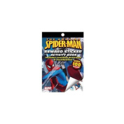 Bendon Publishing Int. Spider Man Reward Sticker Activity Book