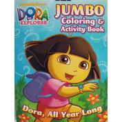 Dora the Explorer Colouring & Activity Book- Dora all year long
