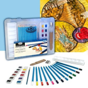 Clearview Small Watercolour Drawing Art Set-