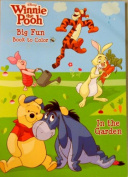 "Disney Winnie the Pooh ""In the Garden"" Colouring Book"