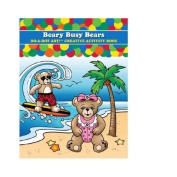 Do·A·Dot Beary Busy Bears Activity Book