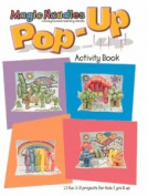 MAGIC NUUDLES 3D ACTIVITY BOOK PO