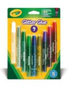 . 9 Glitter Glues