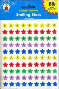 Chart Seal Sticker Set; 5 Designs; Assorted Colours/Styles; no. CD-1046