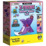 Crativity for Kids X-Treme Sticker Maker Set