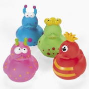Monster Rubber Duckies - Novelty Toys & Rubber Duckies