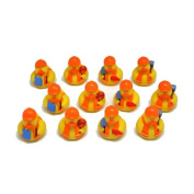 Construction Themed Rubber Duckies